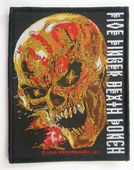 Five Finger Death Punch - 'And Justice For None' Woven Patch